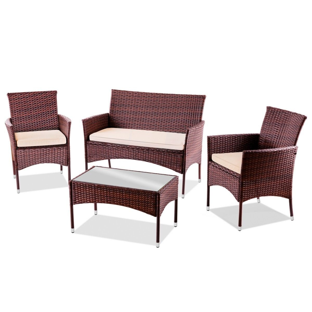 Oferton set muebles de jard n 70 descuento la gu a del for Set de resina de jardin trenzado barato
