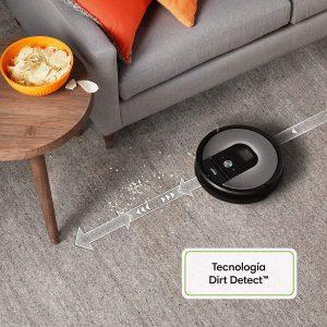 Tecnología Dirt Detect