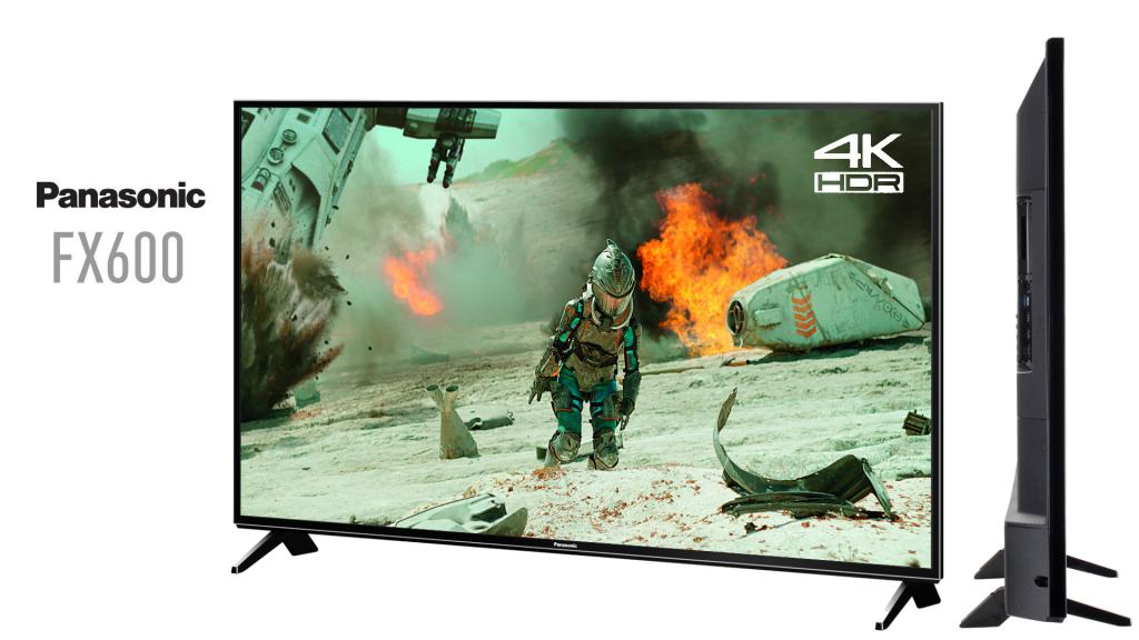 Smart Tv Panasonic Tx 55fx600e 4k Hdr Chollo 187 La Guia Del