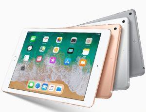 iPad 2018 potencia y diseño Apple