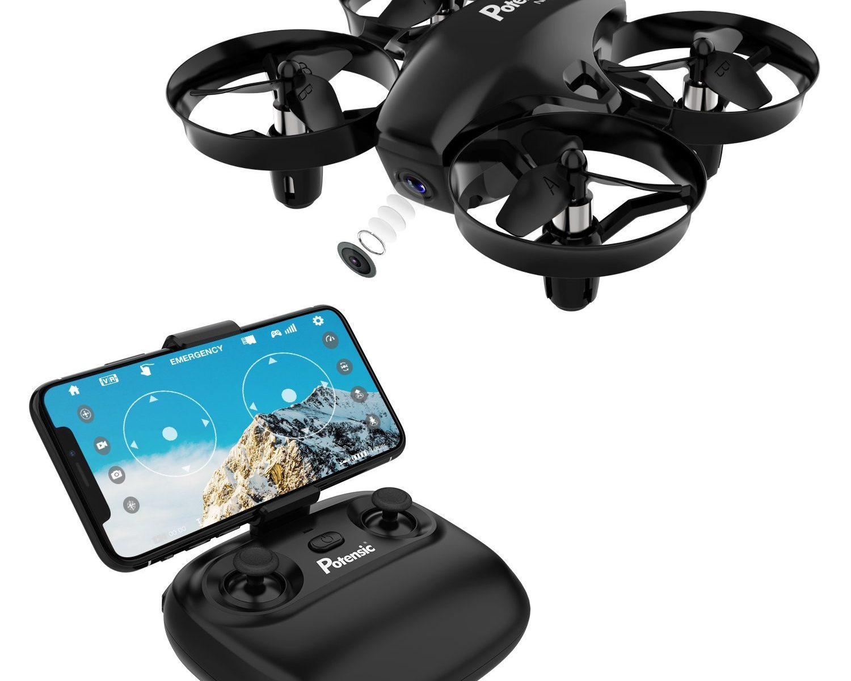 Mini Drone Potensic A20W