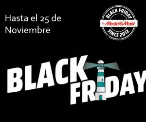 Black Friday en Mediamarkt 2018
