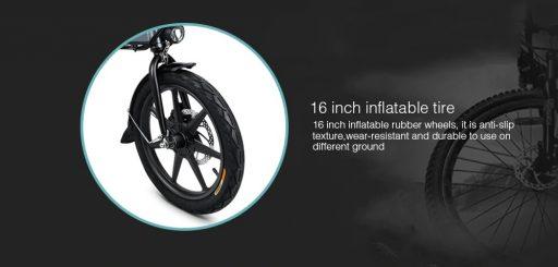 bicicleta eléctrica Fiido d2. Desde tu blog de chollos de confianza