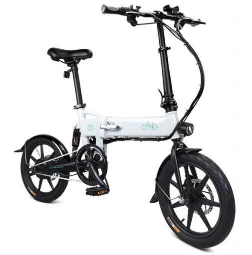 bicicleta eléctrica Fiido d2. Movilidad urbana al alcance de todos