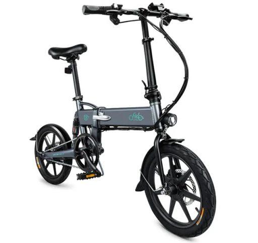 bicicleta eléctrica Fiido d2. No todo es Xiaomi en el black friday