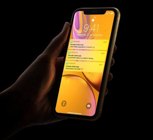 iPhone Xr 2018 móvil barato de Apple con Face ID