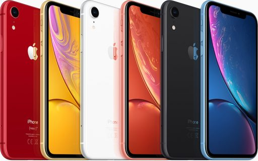 iphone Xr. Gama Colores