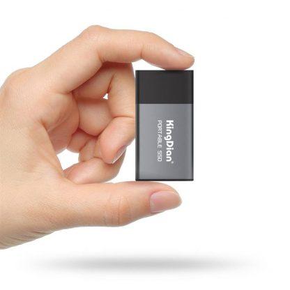 KingDian SSD portátil