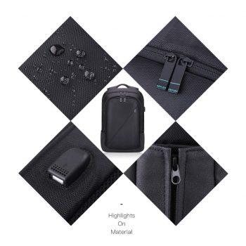 mochila impermeable Reylo. El mejor complemento a tu Xiaomi M365