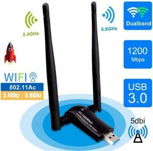 Adaptador USB WIFI Sumgott mejor precio