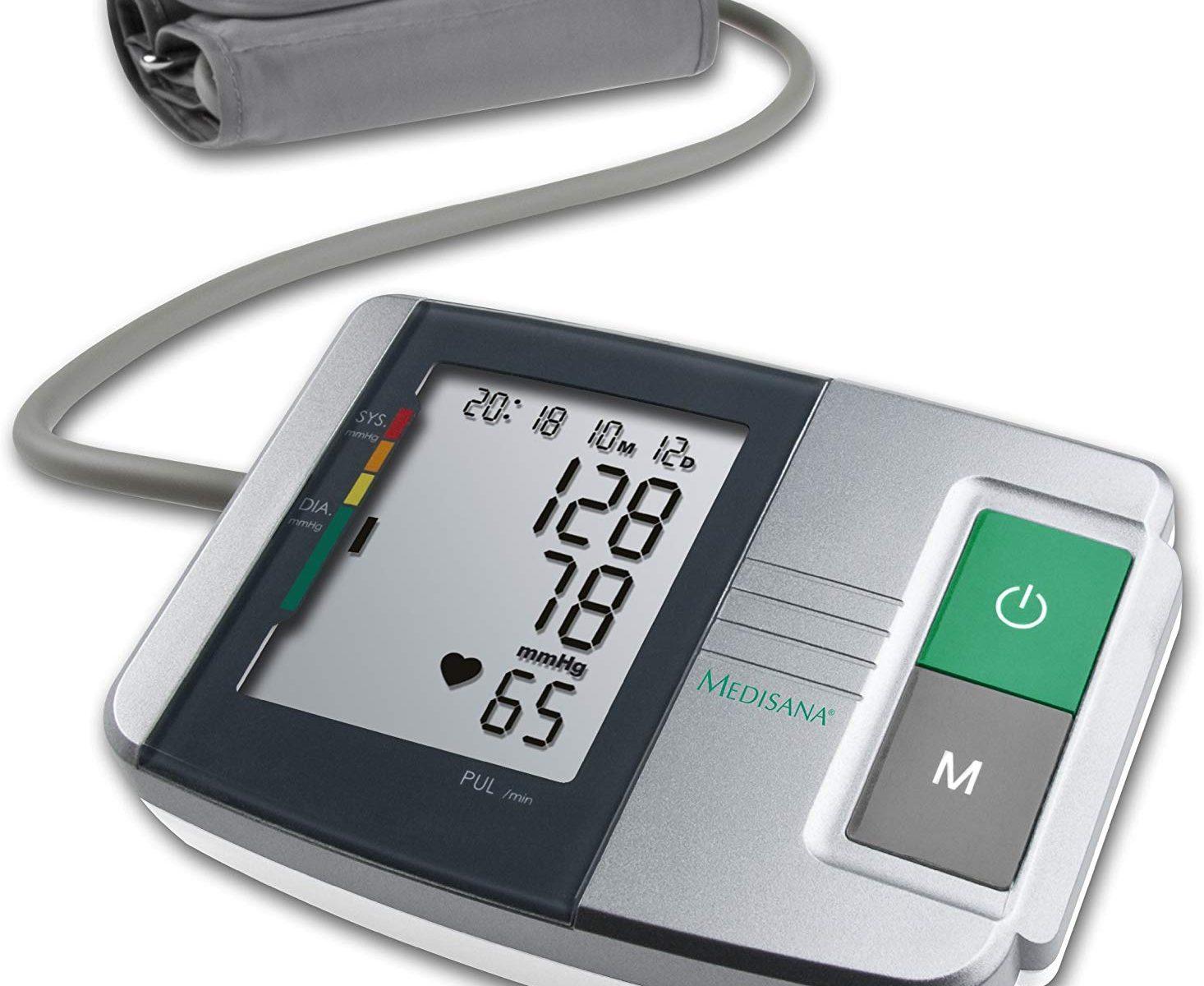 Tensiómetro digital Medisana MTS