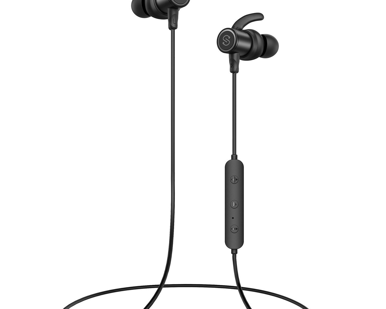 Auriculares inalámbricos magnéticos Bluetooth 4.1 SoundPEATS Q30