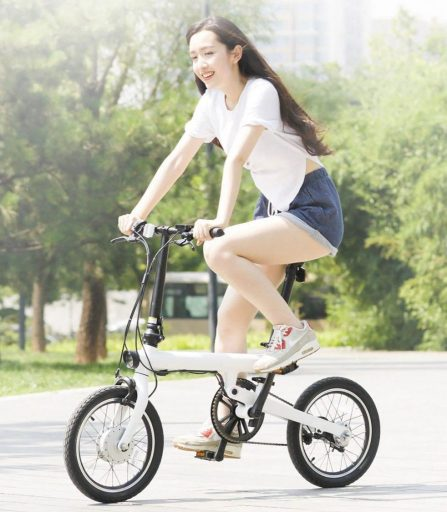 La Alternativa a los patinetes eléctricos en forma de bici, Ahora al mejor precio