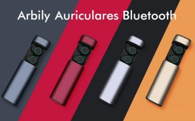 LosArbily X9, están disponibles en 4 colores diferentes.