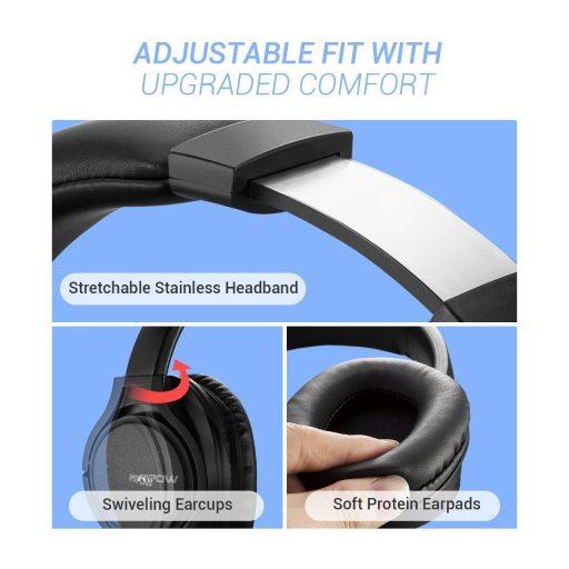 Auriculares Baratos, Comodos y con una adecuada calidad de sonido
