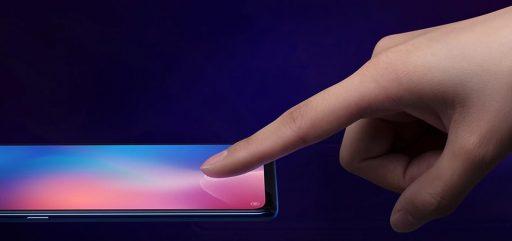 El sensor de huellas es tendencia en los móviles de 2019.