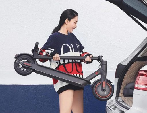 Xiaomi Scooter plegable