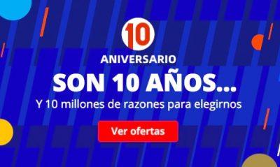Aniversario Aliexpress 2020