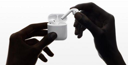 Auriculares Apple con carga inalambrica. Al mejor precio