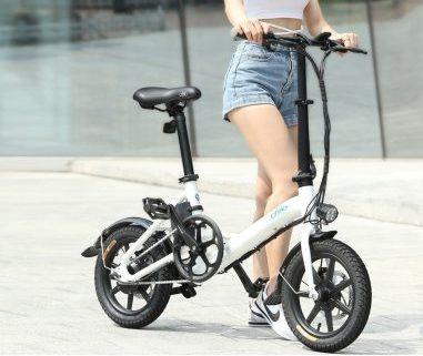 Compra Ahora la bicicleta Fiido D3 a precio de black Friday