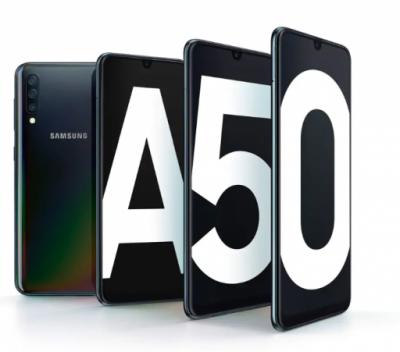 Los Galaxy A50 ahora con la Amoled más barata.