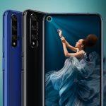 vs Huawei Honor 20