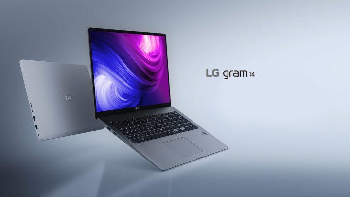 LG gram portátil ultraligero de 14 pulgadas con un precio digno del Black Friday