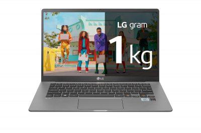 Lg Lgram el portátil ultraligero que solo pesa 1kg