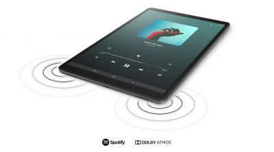 La tablet Samsung Galaxy Tab A 2019 Dolby para el black friday