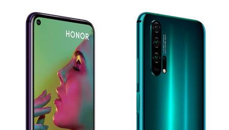 Honor 20 PRO apunto de poderse comprar en España