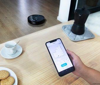 Controla tu Conga 3690 con tu móvil y planifica la limpieza de la semana