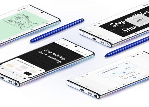 El S-Pen es el accesorio diferencial para comprar en Note 10+ de Samsung
