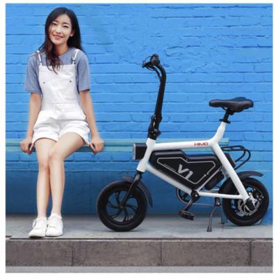 Xiaomi Himo V1, la Bici eléctrica compacta y al Mejor Precio