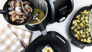 Robot de Cocina Mambo 7090. Cocina ahora con el Mejor Precio