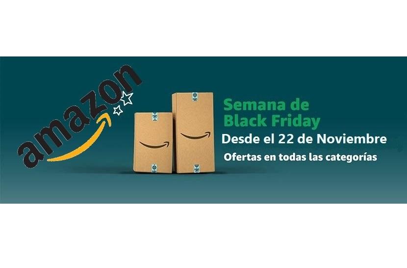 Comprar en el black friday de Amazon