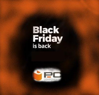 Black Friday de PcComponentes 2020