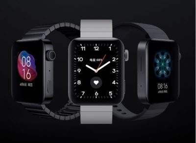 Compra YA Xiaomi Mi Watch Al Mejor Precio sin esperar al Black Friday
