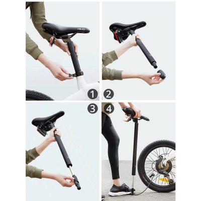 Detalles diferenciales en la nueva bicicleta eléctrica Himo