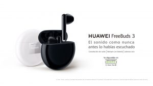 Compra YA al Mejor Precio los Huawei FreeBuds 3