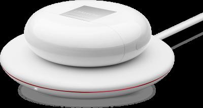 Los Airpods de Huawei cuentan con carga inalambrica y son mas económicos