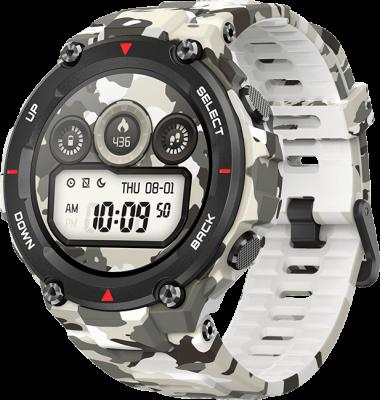 Estilo militar para el nuevo Smartwatch de Xiaomi-Amazfit