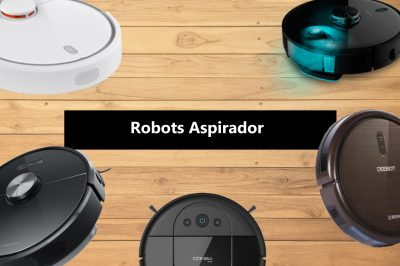 Robots Aspirador