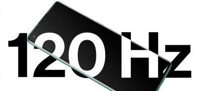 OnePlus 8 Pro 120hz