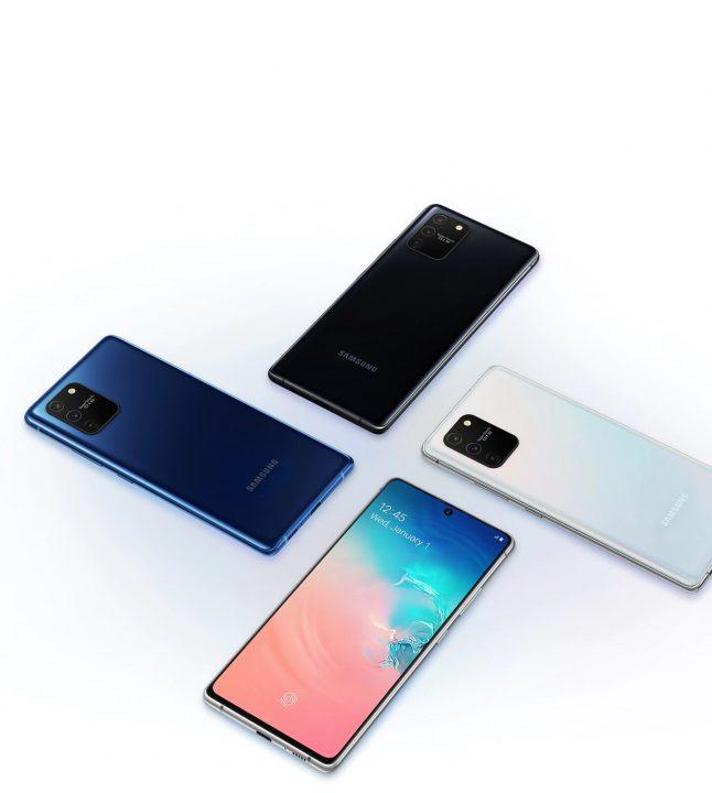 Todo un Gama Altacon Snapdragon de Samsung