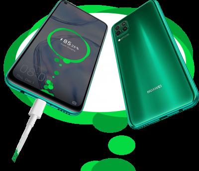 CArga Rápida de 40W en el Nuevo Huawei Nova 6 SE