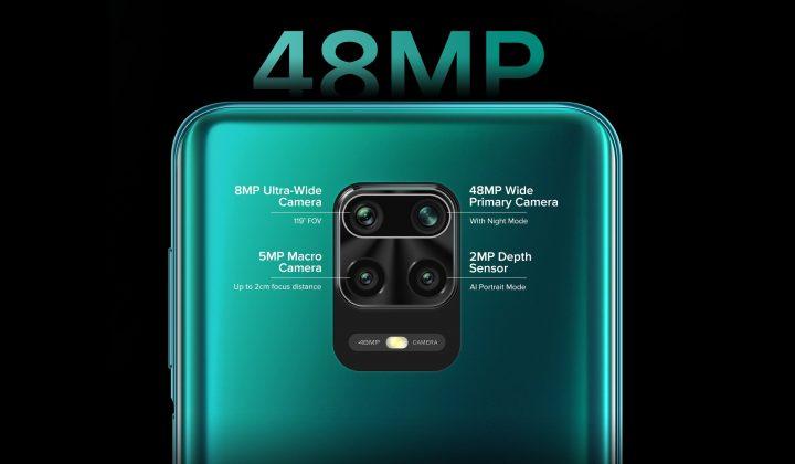Camara de 48 MP para el más barato de los RedMi Note 9S