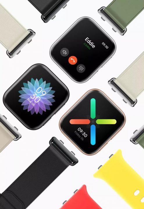 3 versiones para el smartwatch de oppo con el mejor precio online