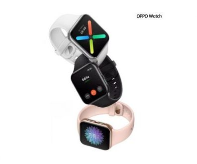 Compra el Nuevo Oppo Watch más barato que el de apple