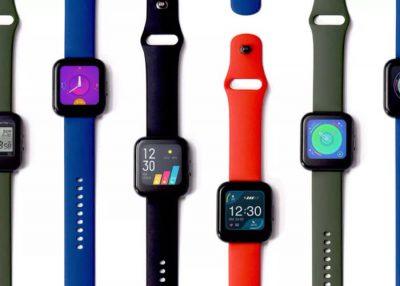 Gama de Colores del RealMe Watch