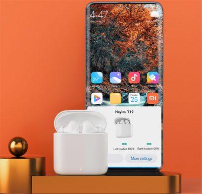 Xiaomi T19 de Haylou. Unos TWS baratos y muy completos